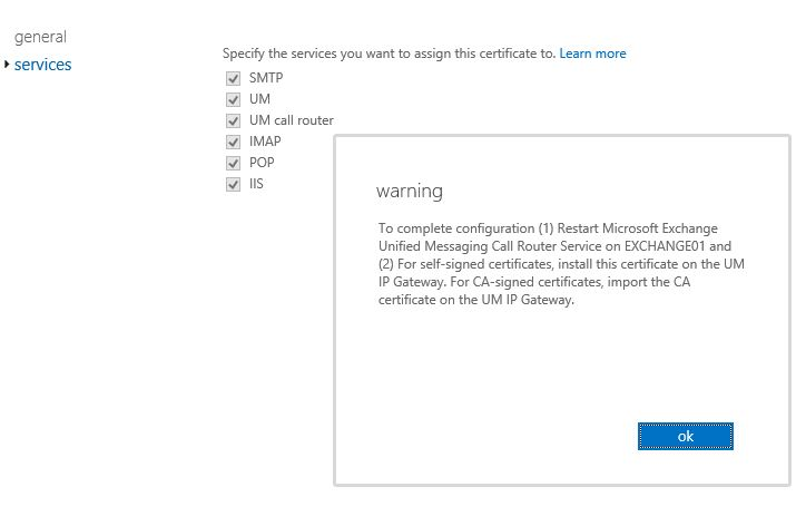Lync Server 2013 Integration With Exchange Um 2013 The Uc Techie