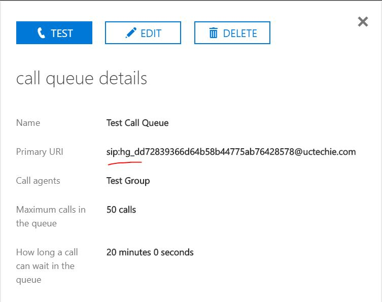 Using On-Premises PSTN numbers for Call Queues and Auto